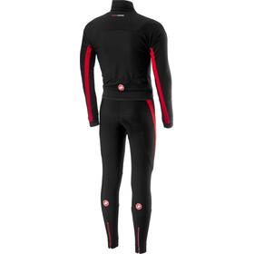 Castelli Sanremo 3 Thermo Suit Men black/red